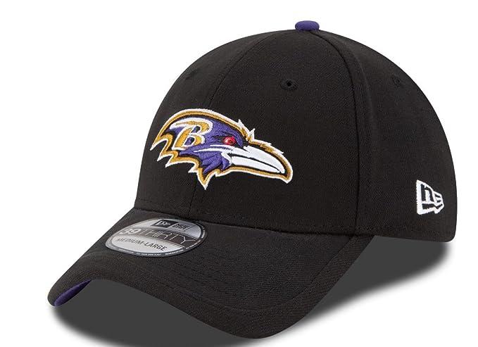 c4cebdf0f4b Amazon.com   New Era Men s Baltimore Ravens 39Thirty 2015 On Field Hat    Sports   Outdoors