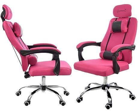 Sedie Da Ufficio Ergonomiche : Giosedio sedia da ufficio ergonomica da gioco gpx con poggiatesta