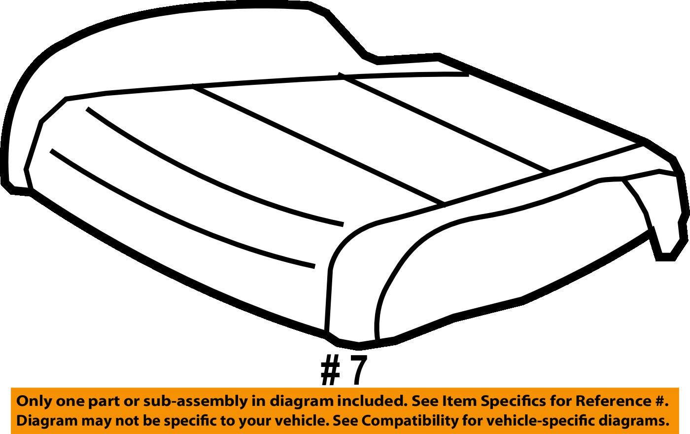 Genuine Hyundai 84540-2H600-9P Glove Box Housing Cover Assembly