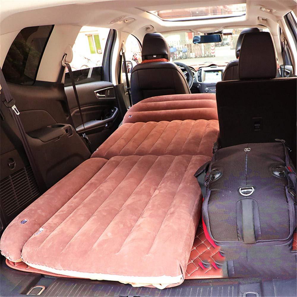 STAZSX Cuscino Gonfiabile Auto SUV carro Posteriore Gonfiabile Materasso Gonfiabile Letto Auto Auto Materasso Gonfiabile