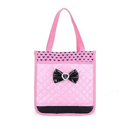 353cc2b49d8 Urmiss Cute Bow PU Leather Shoulder Bag Tutorial Bags Bookbag School Bgas