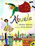 Dive into Spanish text and fly high over beautiful New York City with Rosalba and her grandmother in Arthur Dorros' enchanting Abuela. Winner of the Parents' Choice Award.   –Tantos pájaros– dice Rosalva mientras les dan de comer–. ¿Y qué tal...