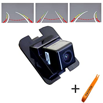 170 angle reversing track ruler line and the steering amazon 170 angle reversing track ruler line and the steering wheel reversing rear view backup camera cheapraybanclubmaster Image collections