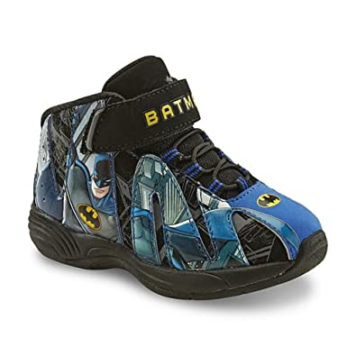 2764ddf270ed DC Comics Toddler Boys  Batman High-Top Athletic Shoes ...