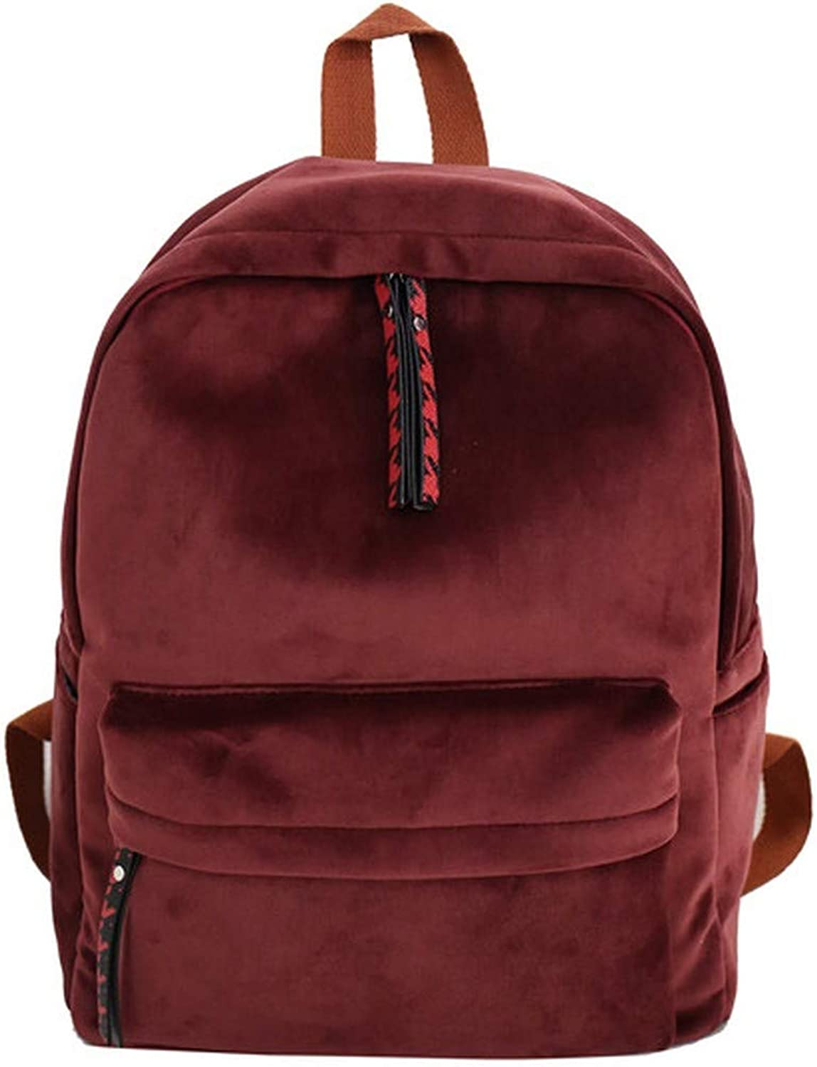 Soft Suede Women Backpack...