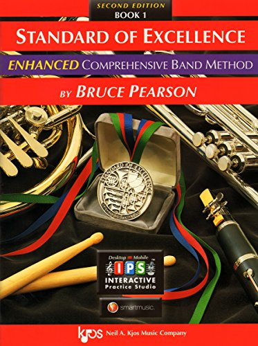 (PW21CLB - Standard of Excellence Enhanced Book 1 - Bass Clarinet)