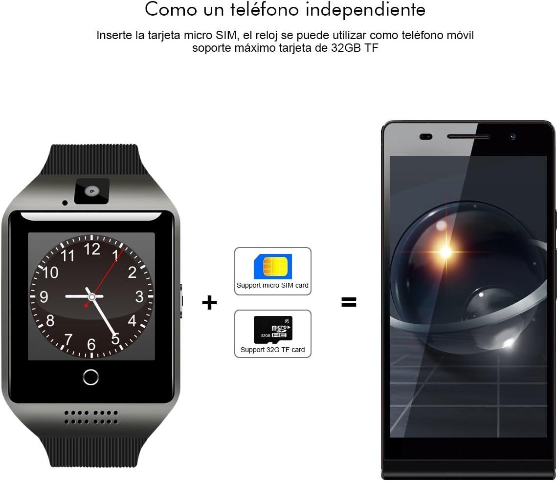 Smart Watch qimaoo Q18 Smartwatch Bluetooth: