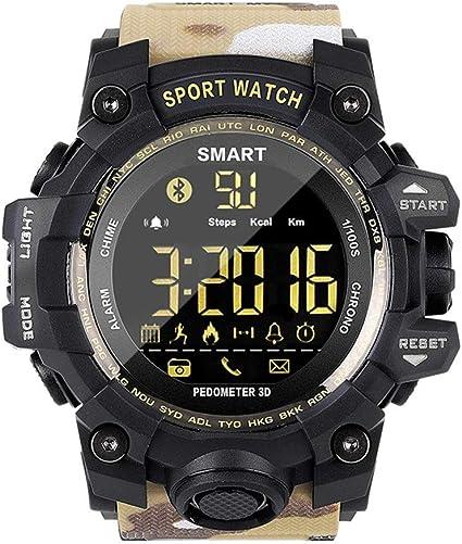 Amazon.com: Zxfzzz Bluetooth Smartwatch Touch Screen Wrist ...