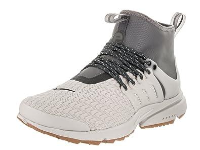 super popular 04dd9 0e824 Amazon.com   NIKE Women s Air Presto Mid Utility PRM Light Bone Light Bone  Running Shoe 8 Women US   Road Running