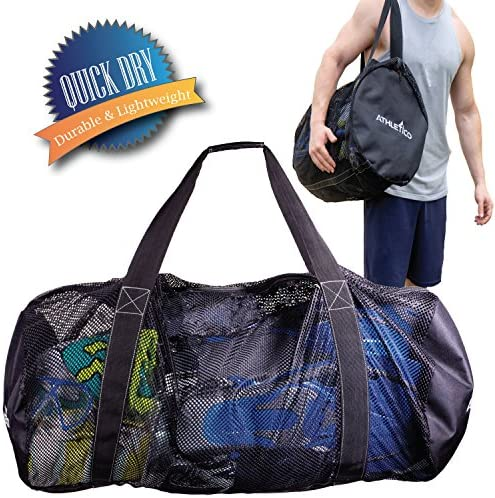 Athletico Mesh Duffel Scuba Snorkeling product image