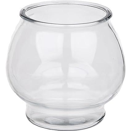 Amazon com : Petco Glass Footed Betta Bowl 5 Gallon : Fish