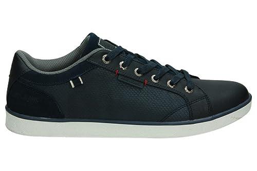 LOIS 84427 - Zapatillas sneakers de hombre - Azul marino (40)
