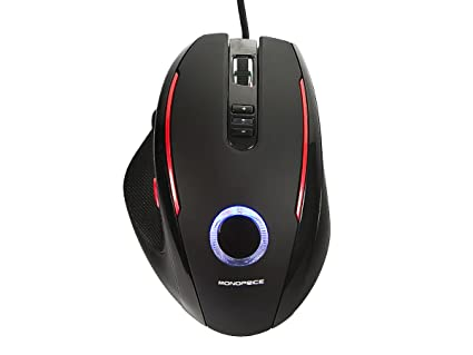monoprice gaming mice