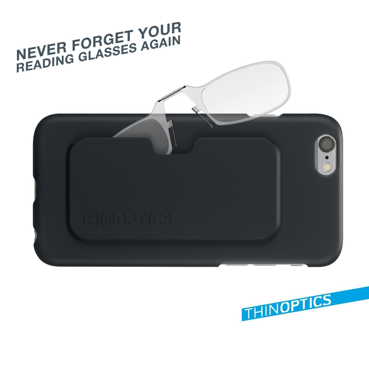 2af2a2e69736 Amazon.com  ThinOptics Reading Glasses + iPhone 6 Or iPhone 6S Case  Shoes