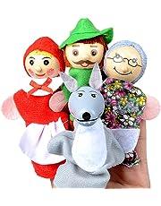 LAANCOO Marionnettes /à Tortue Marionnette /à Main en Peluche Jouets pour Enfants Histoire Racontant des Marionnette Main Marionnettes