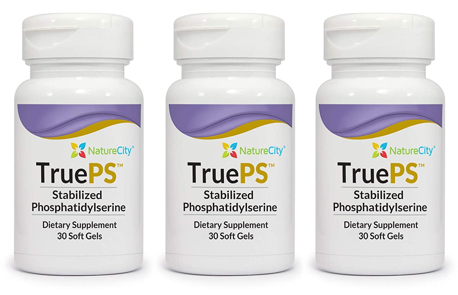 TruePS Soy Free Phosphatidylserine Supplement 3