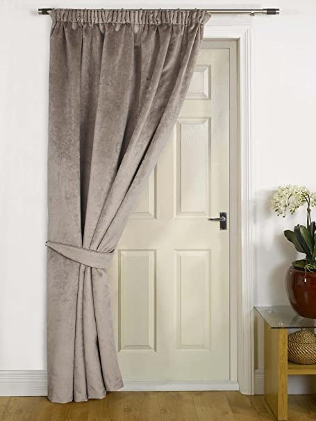 Mink Thermal Door Curtain