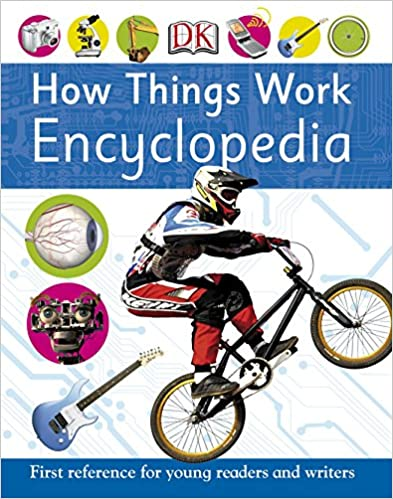 Book How Things Work Encyclopedia (First Reference)