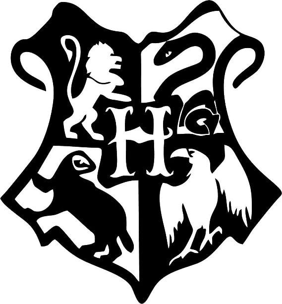 Details about  /Harry Potter decal Harry Potter Sticker Laptop Window Car Color Size Choice 381