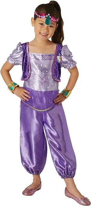 Shimmer & Shine - Disfraz de Shimmer para niña, infantil 1-2 años ...