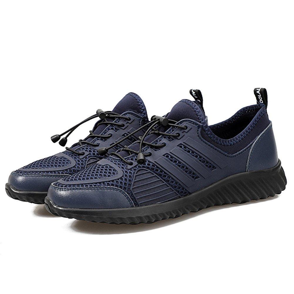 newest ef11f 49051 ... Aaron Men s Driving Premium Genuine Genuine Genuine Fashion Casual Shoes  6.5 US Blue B07FW32GMR 8a0b8b. Nike Calze Dart-Mens ...