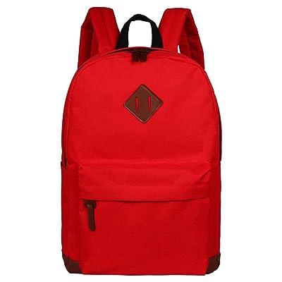 lovely Dellukee Boys Lightweight Backpack Junior School Student Bag Bookbags Travel Rucksack