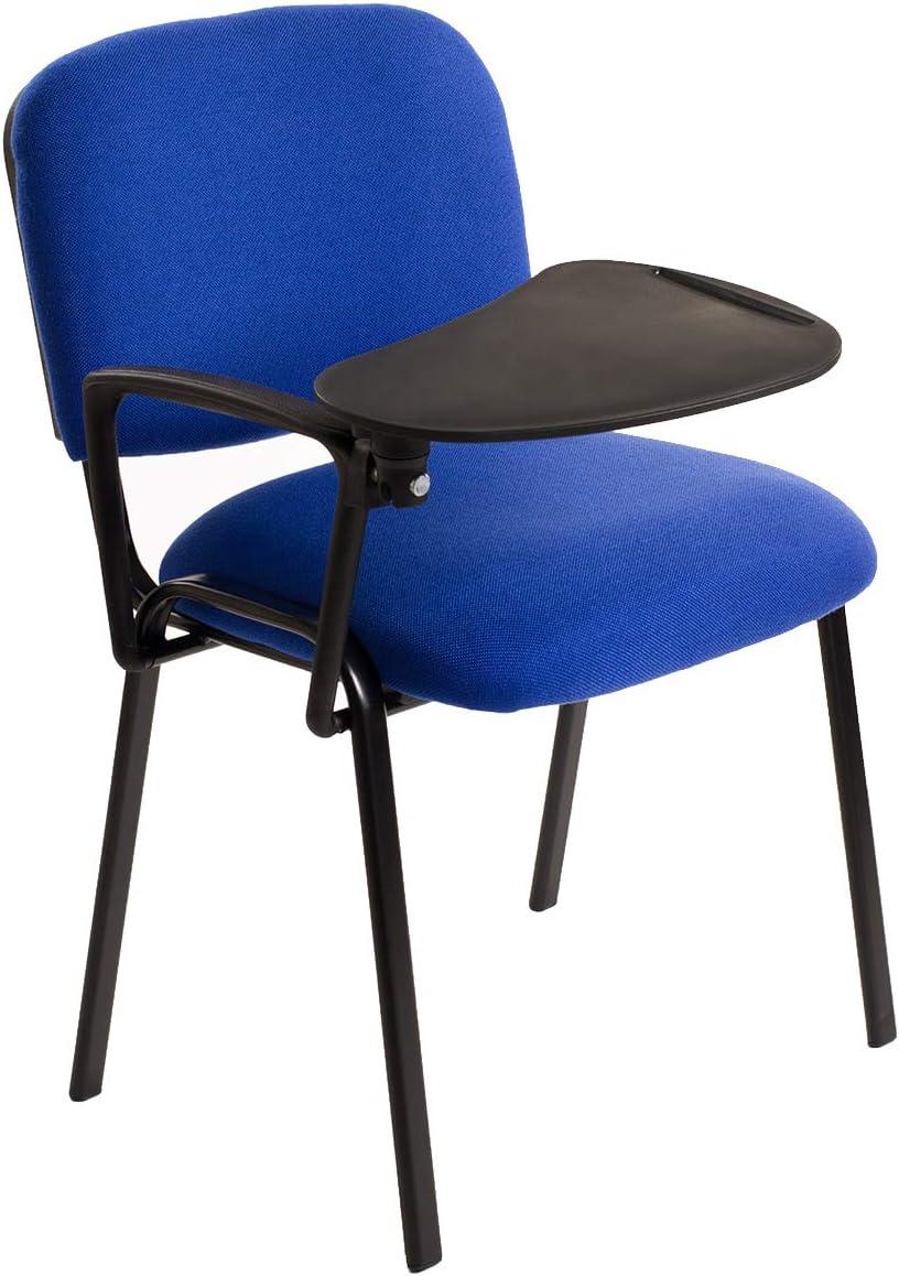Sedie per sala d'attesa Blu Notek Srl 6 sedie Impilabili ...