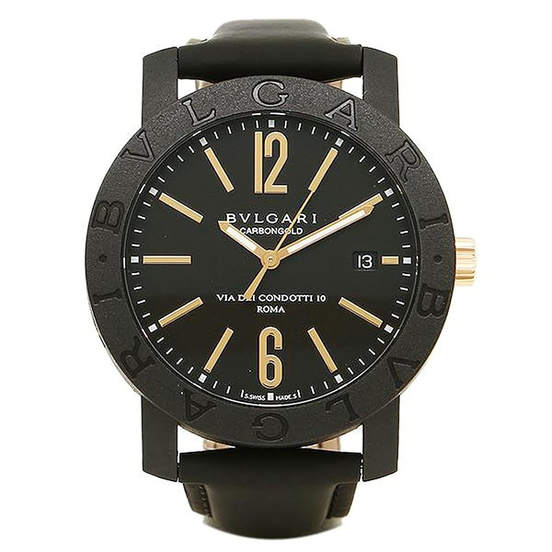 [ブルガリ] 腕時計 BVLGARI BBP40BCGLD ブラック [並行輸入品] B00TJT0RTW