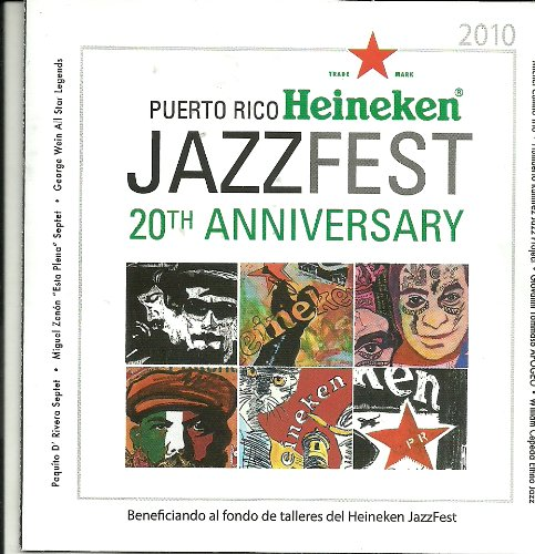 Heineken Jazzfest 2010 - 20th Anniversary by