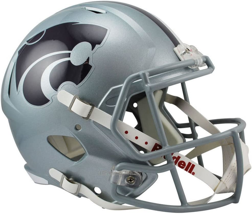 Schutt Kansas State Wildcats Authentic Mini Helmet