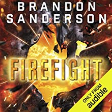 Firefight: The Reckoners, Book 2 Audiobook by Brandon Sanderson Narrated by MacLeod Andrews