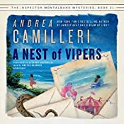 A Nest of Vipers | Andrea Camilleri, Stephen Sartarelli - translator