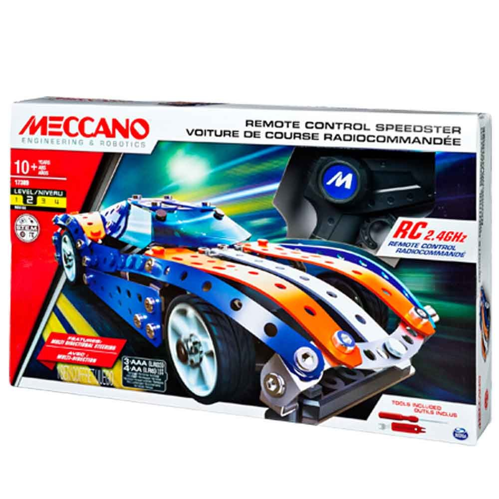 Meccano RC Sport Car (Bizak 61921843)