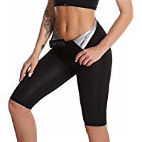 Vrouwen Neopreen Sauna Broek Gewichtsverlies Slanke Training Hoge Taille Strakke Legging Running Sport Wear Workout…