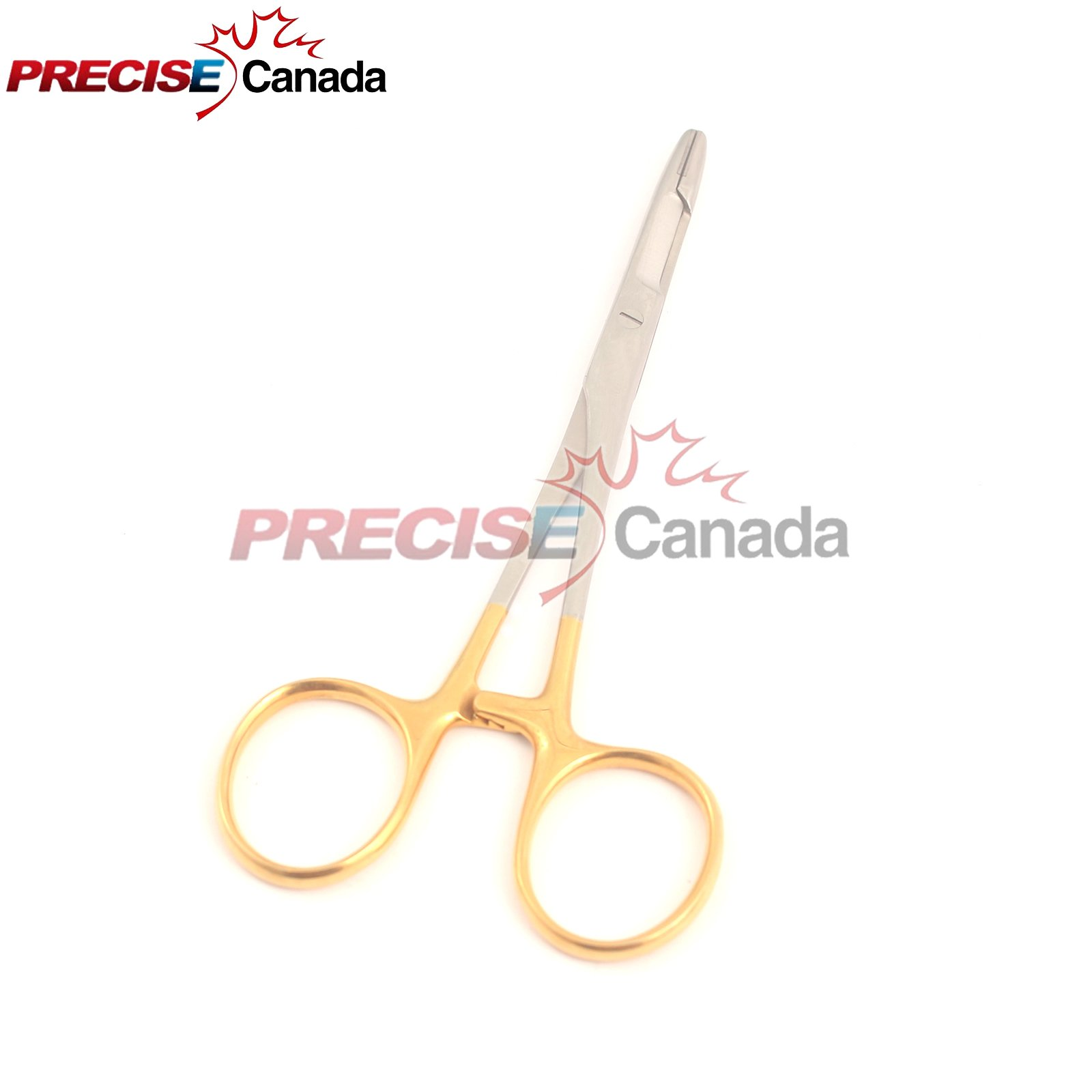 PRECISE CANADA: Olsen HEGAR Needle Holder and Scissor Combination, 5-1/2 INCH, TC, German Grade PC by PRECISE CANADA