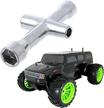 Jenor Rc Hsp 80132 Kreuzschlüsselhülse 4 5 5 5 7 Mm M4 Für Modellauto Radwerkzeug Baumarkt