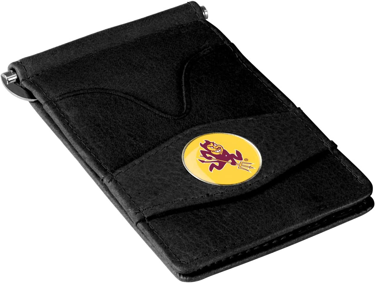 Players Wallet NCAA Arizona State Sun Devils Black