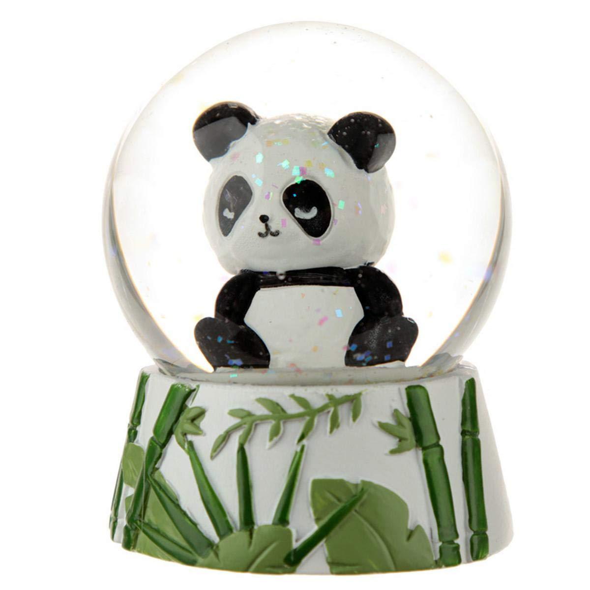 Shopifyl Discount Store Boule /à Neige Fantaisie Panda /à Collectionner