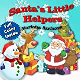 img - for Santa's Little Helpers: In Color (Crimson Cloak Anthologies) (Volume 5) book / textbook / text book