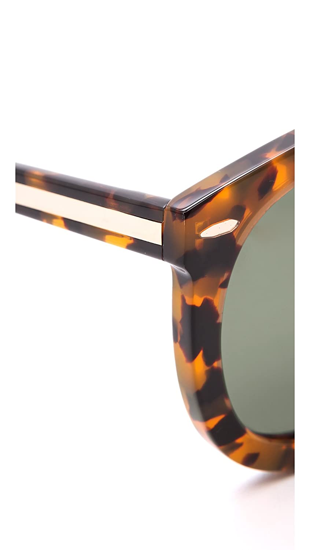 75ed036128 Amazon.com  Karen Walker Women s Super Duper Strength Sunglasses ...