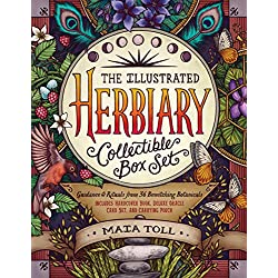 Illustrated Herbiary Collectible Box Set, The: Guidance and Rituals from 36 Bewitching Botanicals; Includes Hardcover…