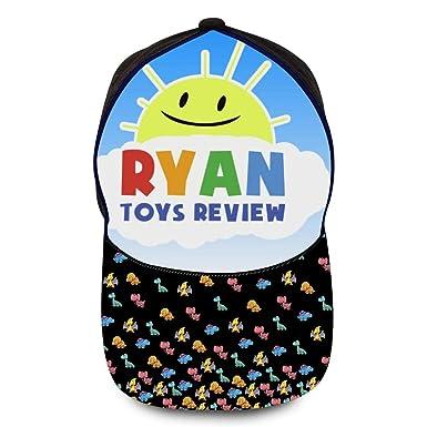 Amazon.com: Ryan ToysReview - Gorra de baloncesto para niños ...