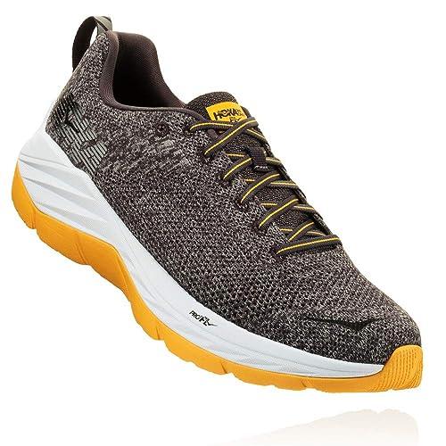 Hoka One - Zapatillas de Running de Sintético para Hombre Nine Iron/Alloy: Amazon.es: Zapatos y complementos