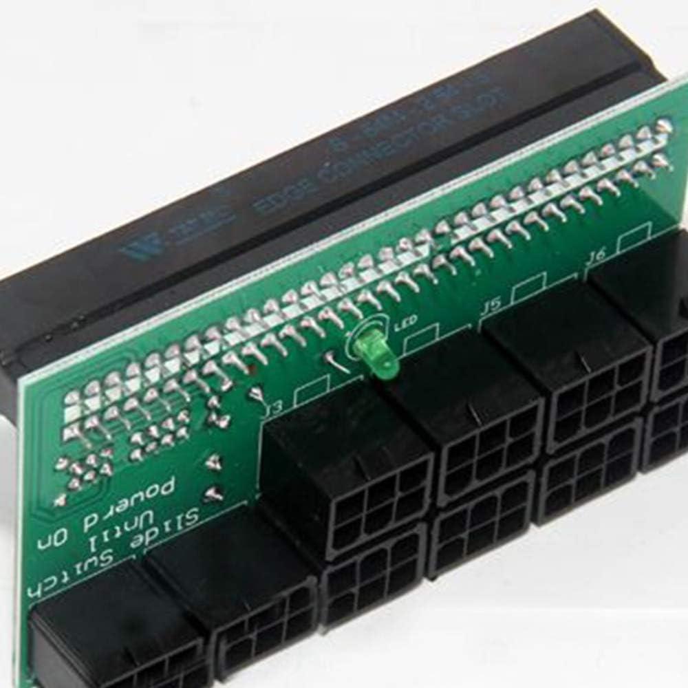 1PC Breakout Board for HP 1200w/750w Power Module GPU Open Rig Mining Ethereum Wholesale