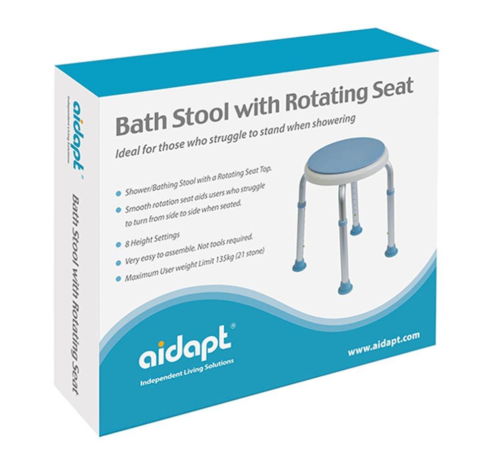 Awesome Rotating Shower Chair Embellishment Bathtub