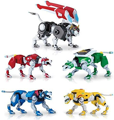 DreamWorks Voltron Legendary Exclusive Lions of Voltron Set