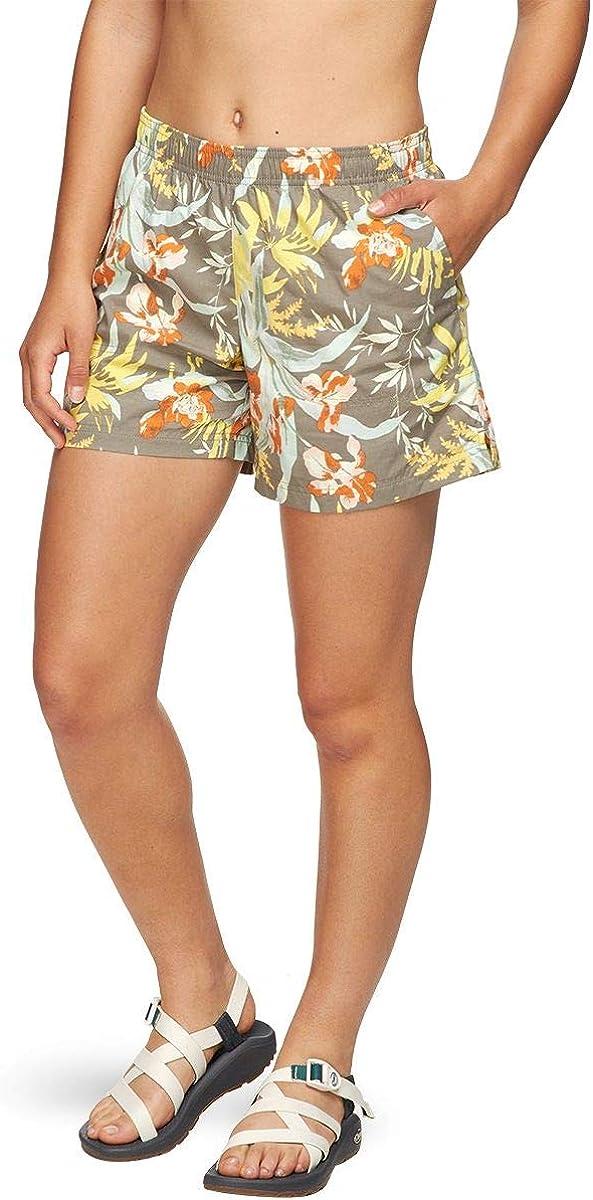 Columbia Women's Sandy River II Printed Shorts Quick Drying