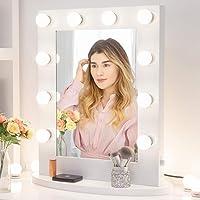 chende Vanity espejo de maquillaje de Hollywood