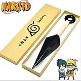 Anime Naruto Ninja Uzumaki Kunai knives For
