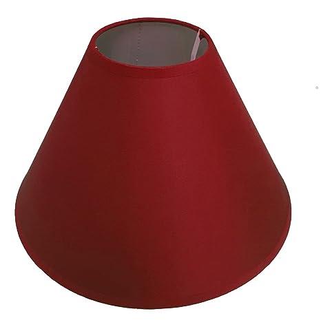 Pantalla para lámpara de techo - y de la mesa de luces, 30 cm, disponible en colour morado/negro/colour crema/Azul claro/verde claro/colour ...